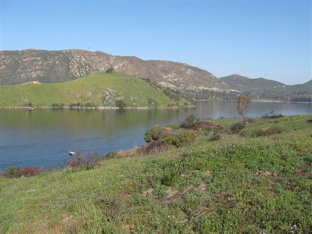 Foothills outdoors san diego hiking biking camping for Lake hodges fishing