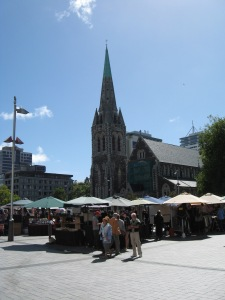 Christchurch Center Square