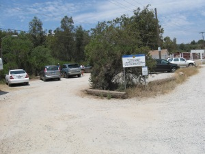 Get started on E Penasquitos trail section