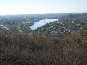 Reward is Views, here Lake Murray