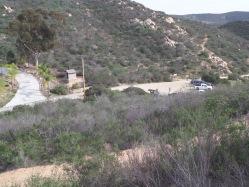 Where MTRP meets Goodan Ranch (Preserve entry)